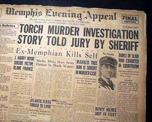Không lâu sau đó, năm người đàn ông bị tình nghi phải ra hầu tòa nhưng vụ  án man rợ này đã không kết thúc dễ dàng như vậy.