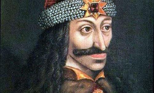Vlad Dracula.