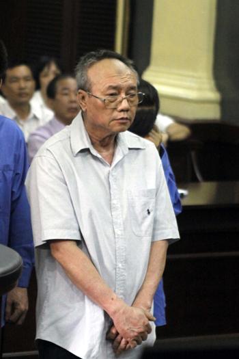 Đề nghị tử hình nguyên tổng giám đốc tham nhũng | baotintuc vn
