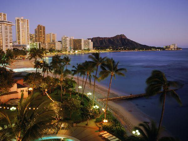 Vẻ đẹp ngỡ ngàng của Hawaii   baotintuc.vn