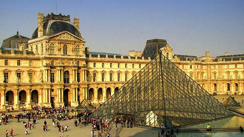 Kết quả hình ảnh cho Cung điện Louvre