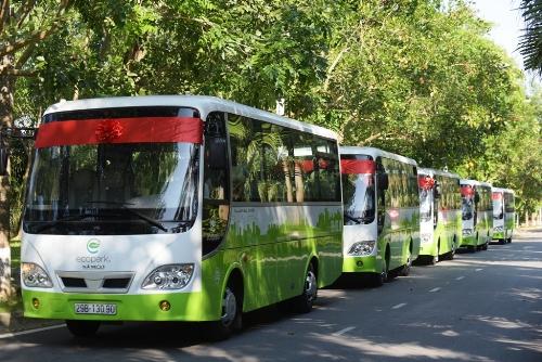 Ecopark mở rộng đầu tư hệ thống xe bus chất lượng cao Ecobus ...