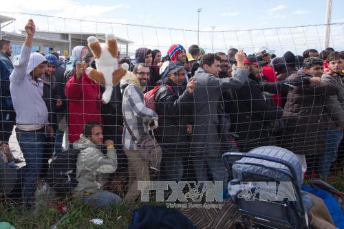 Đức tăng cường các biện pháp kiểm soát biên giới