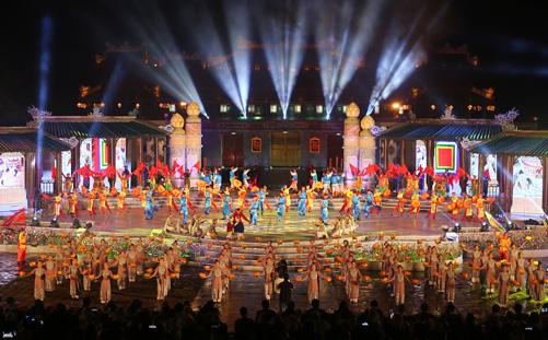 Festival Huế 2016: Điểm giao hòa văn hóa | baotintuc.vn
