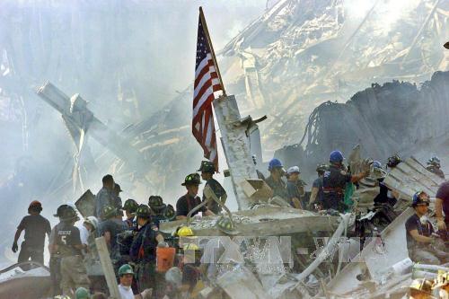 Mỹ tặng Pháp hạt giống cây sống sót trong vụ 11/9
