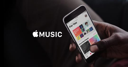 Apple Music cán mốc 20 triệu người dùng trả phí