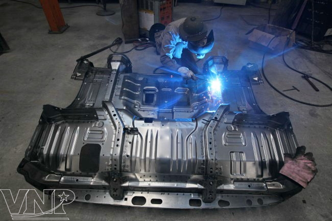 Cơ hội hợp tác Việt- Trung trong sản xuất linh kiện ô tô hạng nặng
