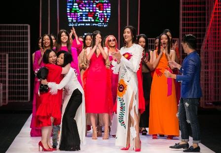 Những con số ấn tượng của Tuần lễ thời trang quốc tế Việt Nam