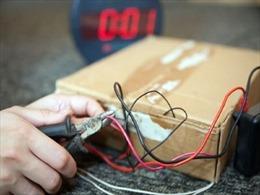 Đức xóa hàng trăm đường dẫn trực tuyến liên quan đến chế tạo bom