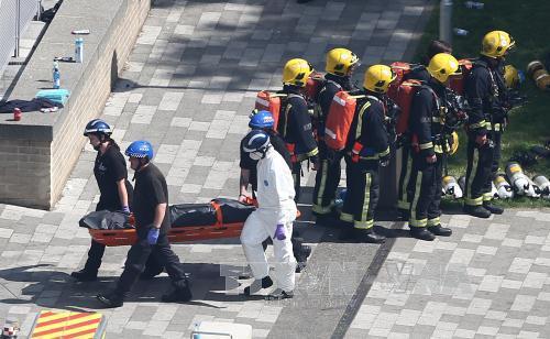 65 Người Mất Tich Trong Vụ Chay Chung Cư 27 Tang ở Thủ đo London Anh Baotintuc Vn