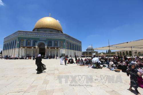 OIC và Palestine gọi việc Israel đóng cửa đền thờ Hồi giáo al-Aqsa là ''tội ác chống người Hồi giáo''''