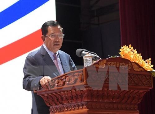 Ngày 22/11, Thủ Tướng Campuchia Samdech Techo Hun Sen Khẳng Định Tình Hình  Đất Nước Ổn Định Sau Khi Đảng Cứu Nguy Dân Tộc (Cnrp) Đối Lập Giải Thể Theo  Phán ...