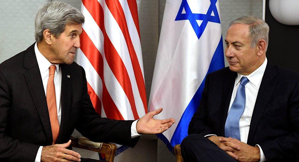 """Cựu Ngoại Trưởng Mỹ John Kerry Tiết Lộ Israel Và Ai Cập Từng """"Đi Đêm"""" Xúi  Giục Mỹ Đánh Bom Iran Trước Khi Thỏa Thuận Hạt Nhân 2015 Đạt Được."""