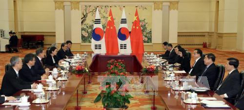 Hàn Quốc và Trung Quốc nối lại đối thoại quốc phòng