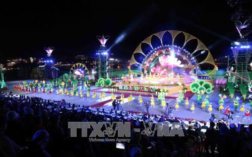 Lâm Đồng gặp gỡ bạn bè quốc tế nhân dịp Festival Hoa Đà Lạt 2017