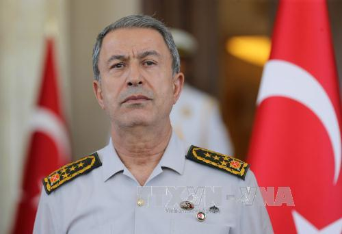 Giới chức quân sự Thổ Nhĩ Kỳ đến Nga thảo luận tình hình Syria