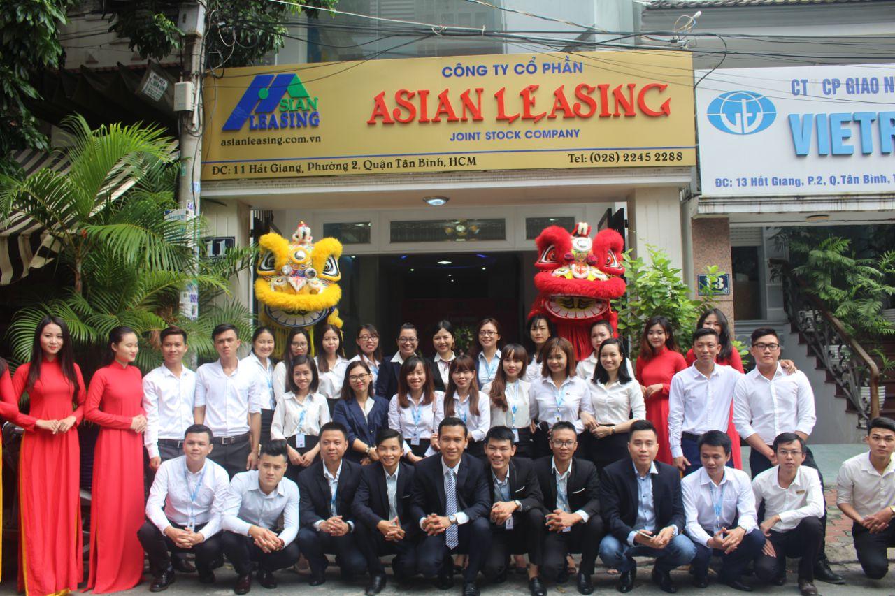 Công ty cổ phần Asian Leasing là công ty con của công ty Asian Holding sẽ  tập trung nâng cao chất lượng, tư vấn cho khách hàng những sản phẩm phù hợp  ...