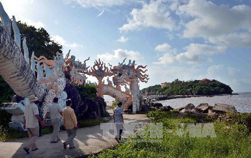Lượng khách tham quan Khu Du lịch di tích Hòn Đá Bạc giảm mạnh