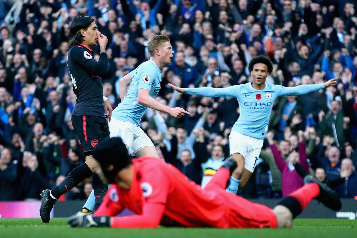 Arsenal Manchester City 2h45 Ngay 2 3 Nấc Thang Tới Thien đường Baotintuc Vn