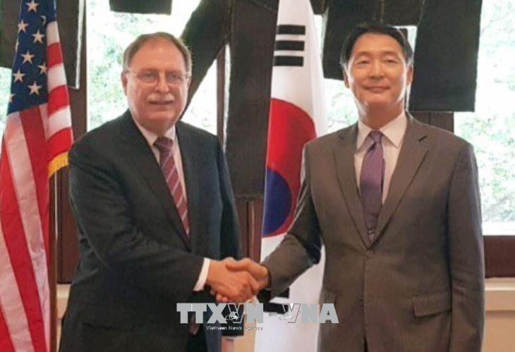 Mỹ yêu cầu Hàn Quốc chia sẻ chi phí triển khai vũ khí chiến lược