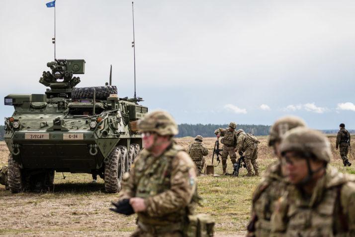 Ba Lan đề xuất về sự hiện diện lâu dài của binh sĩ Mỹ tại nước này
