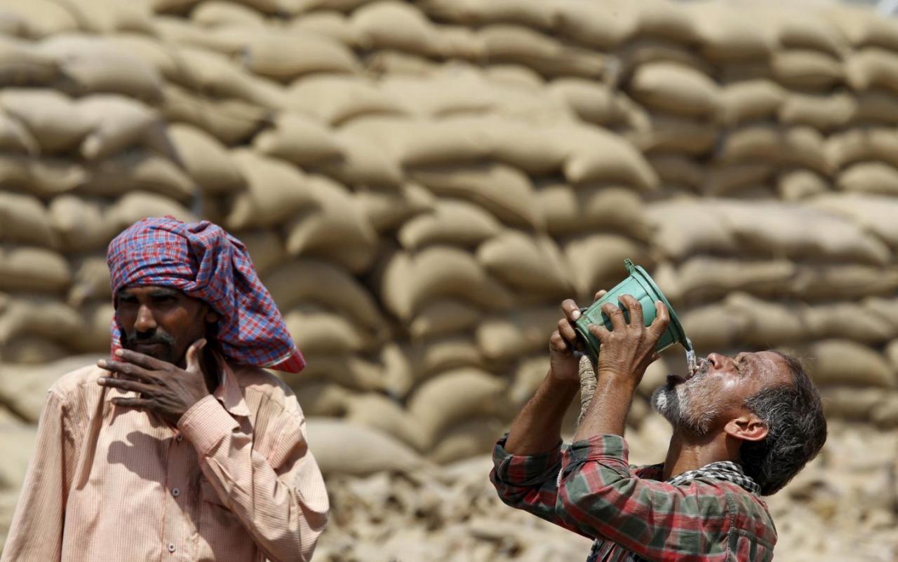 Phép màu giúp Ấn Độ giảm mạnh số người tử vong vì nắng nóng