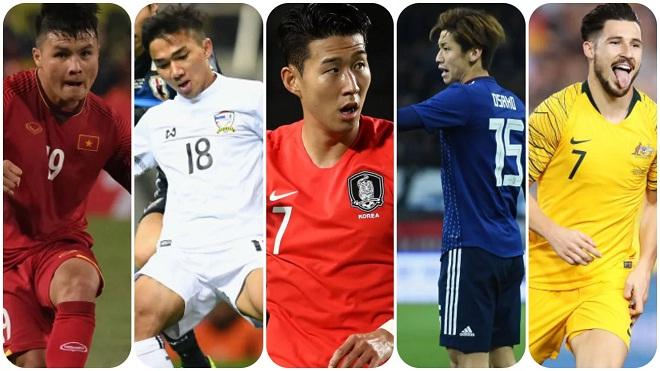Quang Hải và 5 ngôi sao đáng xem nhất tại Asian Cup 2019