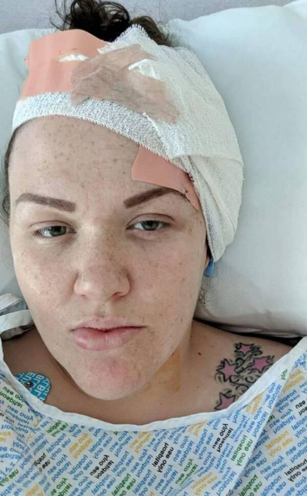 Người phụ nữ nghe được cả tiếng nhãn cầu chuyển động, tiếng máu chảy trong người - 1