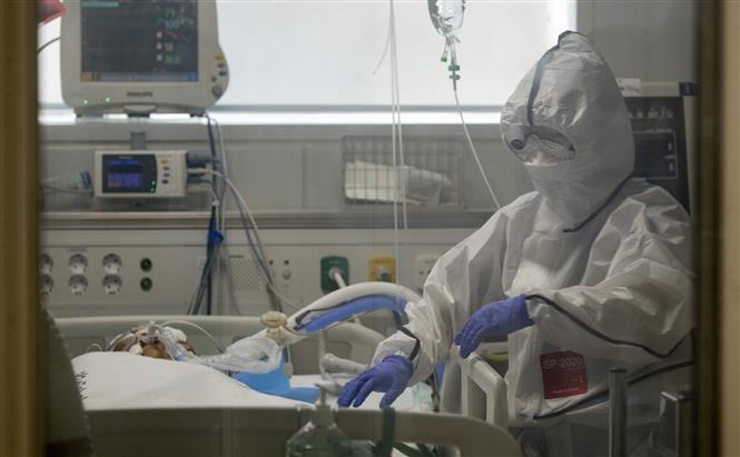 Diễn biến COVID-19 tới 6h sáng 11/4: Thế giới vượt 100.000 ca tử vong, Mỹ trên nửa triệu ca bệnh