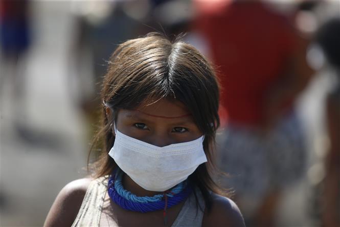 COVID-19 tới 6h sáng 5/7: Thế giới trên 532.000 người chết, Mỹ phá kỷ lục ca nhiễm mới