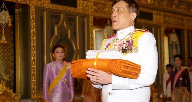 Hoàng quý phi Thái Lan bị phát tán 1.400 ảnh khiêu dâm Maha