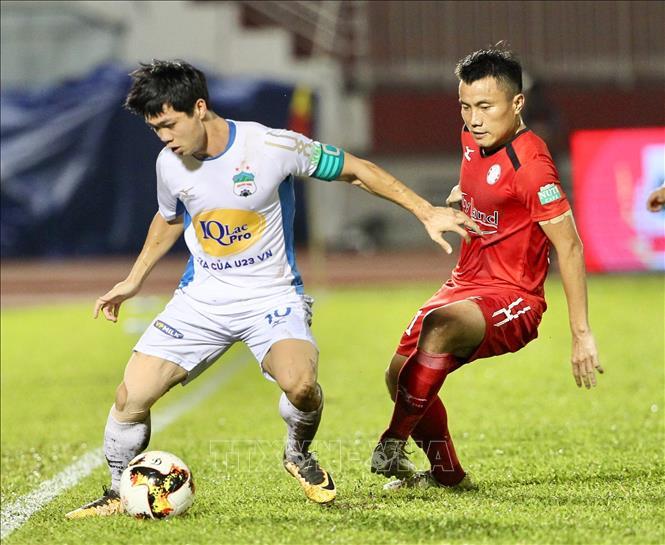 V League 2018 Kịch Tinh Cuộc đua Trụ Hạng ở Nhom Cuối Bảng Xếp Hạng Baotintuc Vn