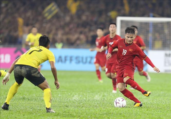 """""""Hổ Malay"""" đã bị """"Đoàn quân áo đỏ"""" cầm chân ngay tại """"Hang hổ"""" Bukit Jalil  trong trận Chung kết lượt về AFF Suzuki Cup 2018 tối 11/12 vừa qua."""