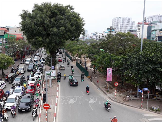 Đẩy nhanh tiến độ đầu tư, phát triển hệ thống vận tải công cộng trong đô thị