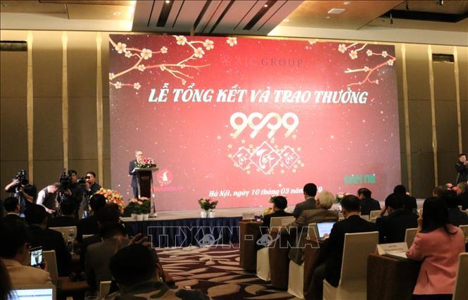 Kim Thanh 9999: Hà Nội: Tổng Kết Và Trao Giải Thưởng App '9999 Tết