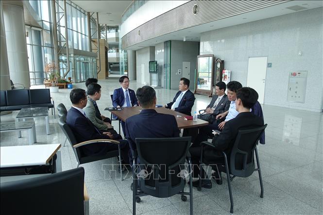 Hàn Quốc tích cực thúc đẩy tiến trình phi hạt nhân hóa Bán đảo Triều Tiên