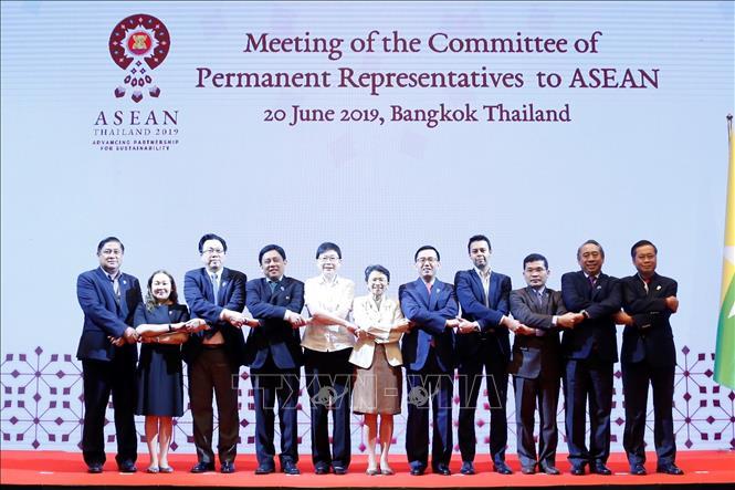 Bắt đầu chuỗi các hội nghị trong khuôn khổ Hội nghị Cấp cao ASEAN lần thứ 34