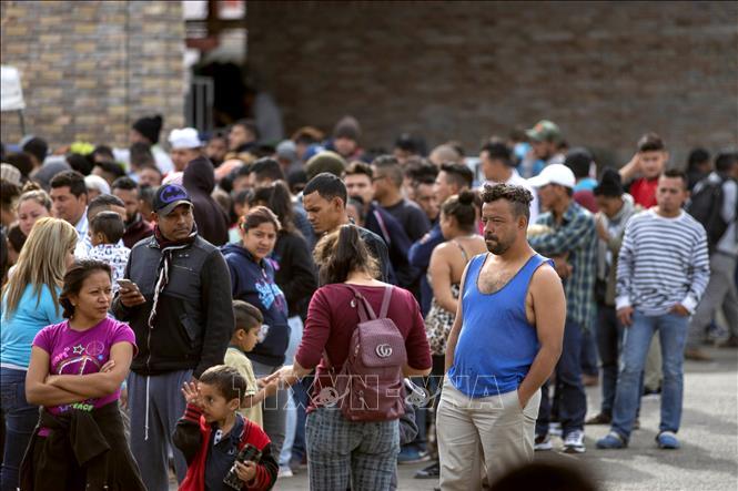 Mexico đề nghị Liên hợp quốc hỗ trợ ngăn chặn dòng người di cư