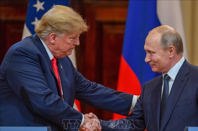 Tổng thống Mỹ tuyên bố sẽ gặp người đồng cấp Nga tại G20