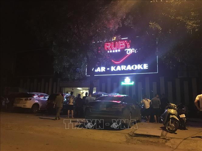 Hải Dương: Khởi tố hai đối tượng mua bán, tàng trữ trái phép chất ma túy tại quán Bar-Karaoke Ruby One
