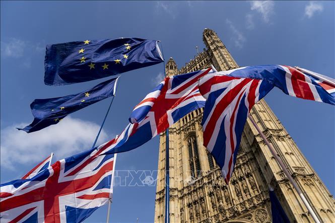 EU thống nhất lập trường về vụ ''ly hôn''với Anh