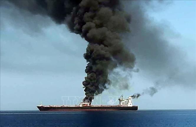 Hội nghị an ninh hàng hải quốc tế tại Bahrain