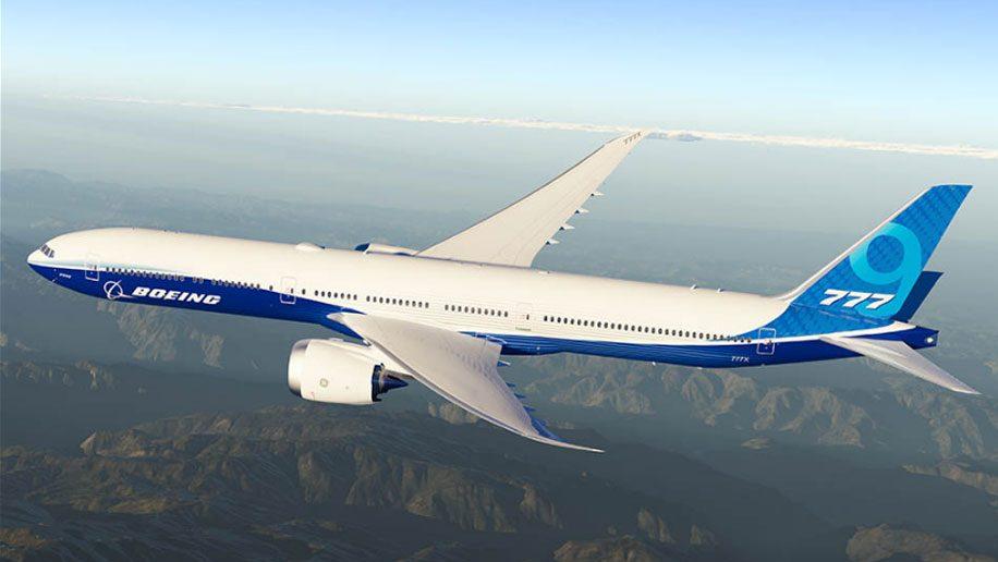Boeing từ bỏ hệ thống tự động sử dụng để chế tạo máy bay 777 - kết quả xổ số tiền giang