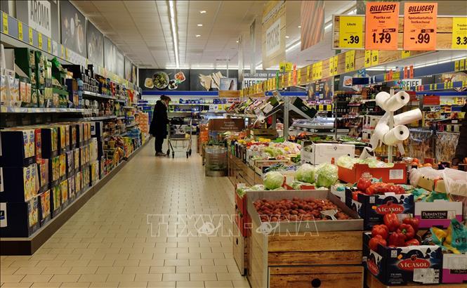 Dịch COVID-19 ảnh hưởng ''tạm thời''đối với tăng trưởng của Eurozone