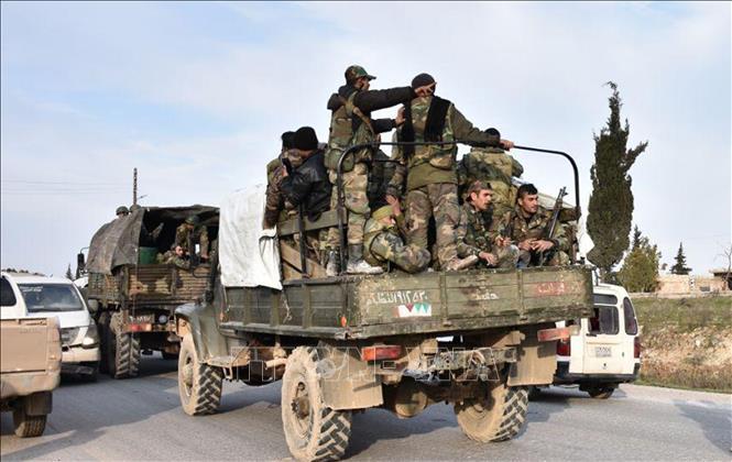 Nga và Thổ Nhĩ Kỳ không đạt đồng thuận về tình hình tại Syria