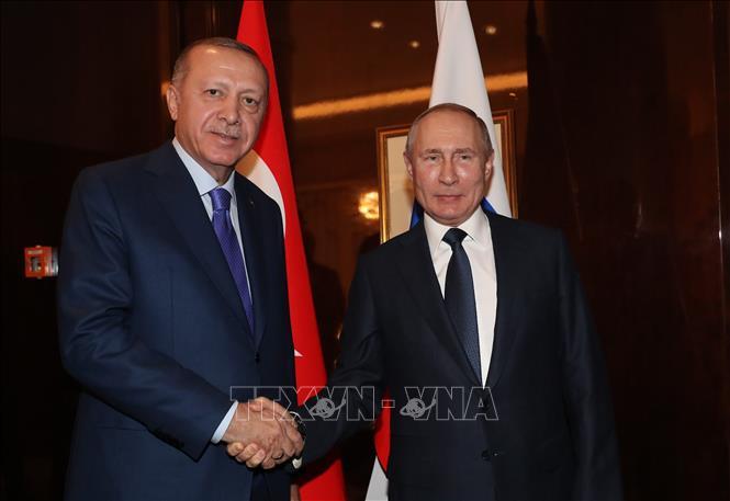 Thổ Nhĩ Kỳ, Nga tái khẳng định cam kết tất cả các thỏa thuận về Syria