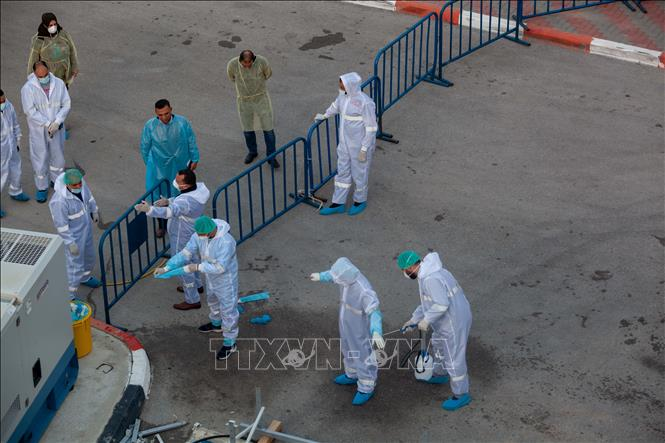 850 ca nhiễm, Thủ tướng Ai Cập nhận định dịch COVID-19 ''chưa đáng báo động''