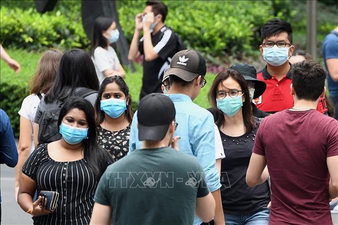 Số ca mắc COVID-19 tiếp tục gia tăng tại Singapore, Indonesia và Philippines