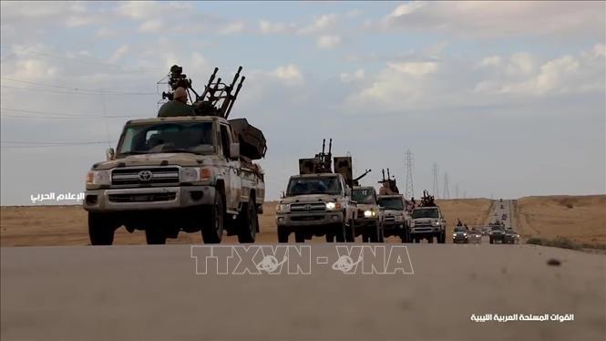 Thổ Nhĩ Kỳ cảnh báo tấn công lực lượng của Tướng K. Haftar tại Libya