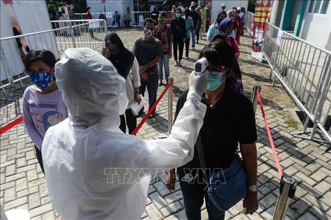 Indonesia sẽ áp dụng kịch bản ''bình thường mới''trong dịch COVID-19